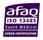 Certification Santé Médical ISO 13485