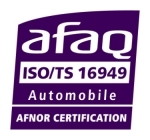 Certification Automobile ISO/TS 16949